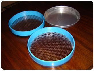 Grading Sieves: Standard Stainless Steel